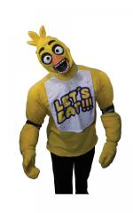 Kostým - Chica - Five Nights at Freddys