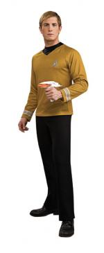 Kostým - Gold shirt - deluxe - Star Trek™