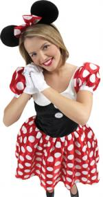 Kostým - Minnie Mouse