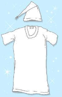 Velikost košilek