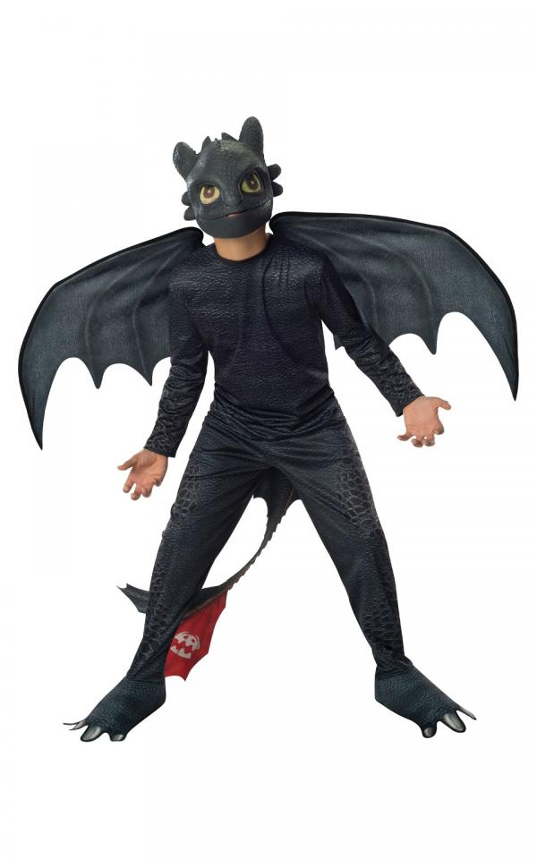 Detský kostým Bezzubka