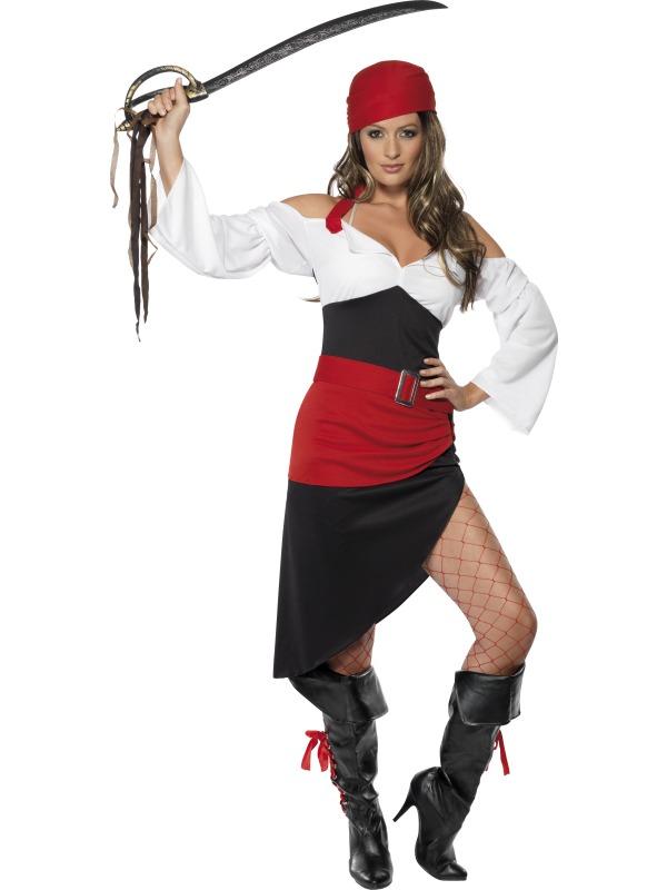 Костюм пиратка своими руками фото