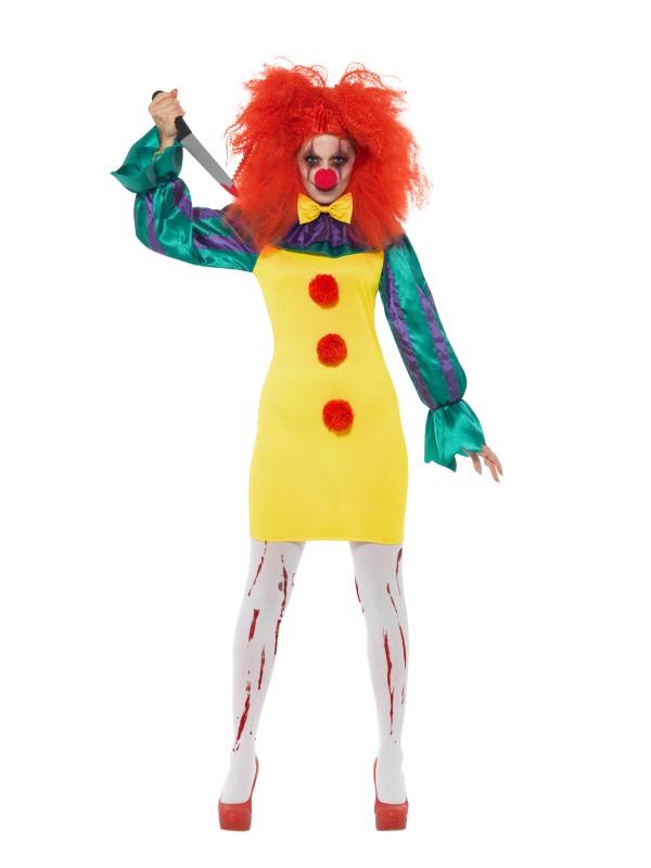 5ce4632d4c57 Kostým - Klaun - halloween