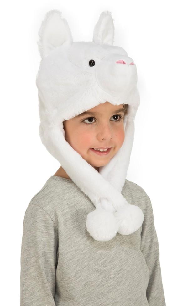 Detská čiapka Ľadový medveď