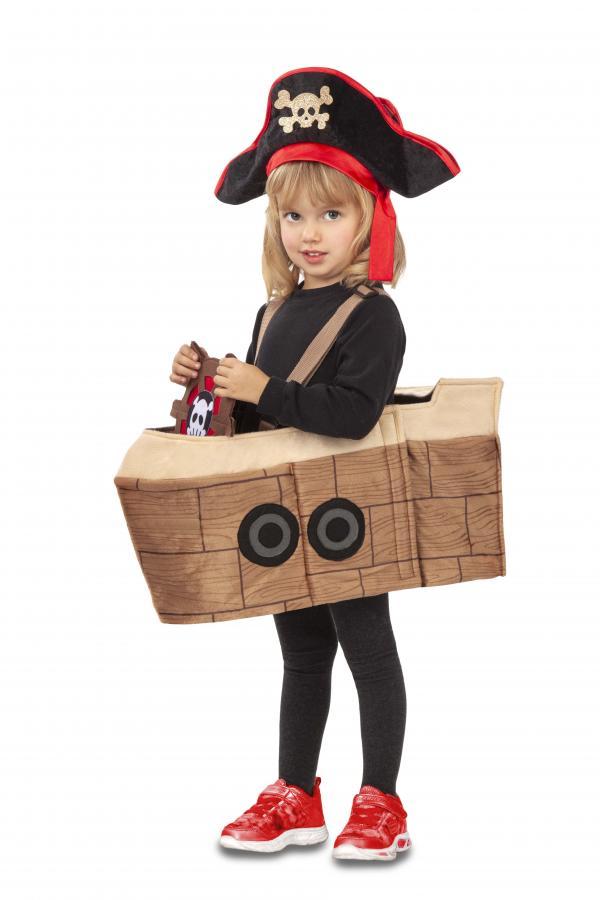 Detský kostým Pirátská loď